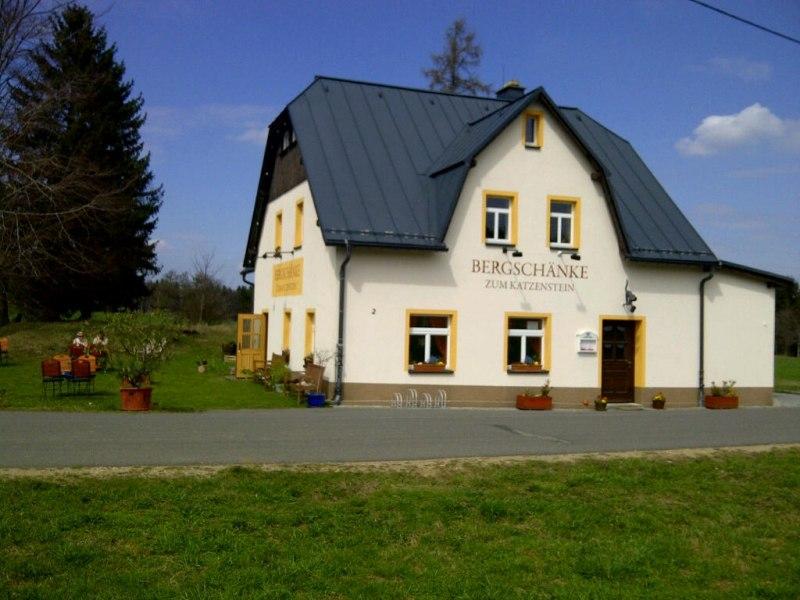 Bergschänke Zum Katzenstein // Gourmet-auf-Achse.de